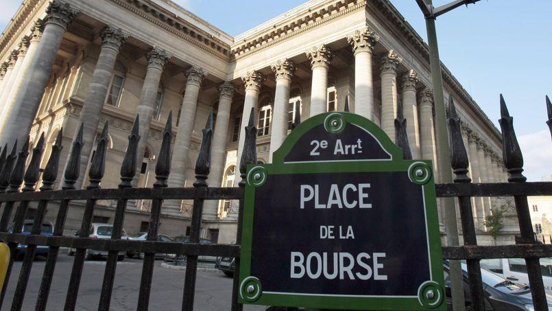 La Bourse de Paris au plus haut depuis 10 ans