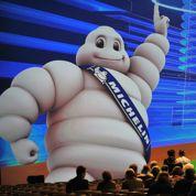 Michelin rebondit après une note d'analyste favorable