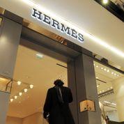 Hermès International fait son entrée dans le CAC40
