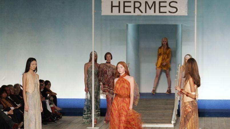 Hermès dans le CAC 40 : le couronnement d'un parcours boursier exceptionnel