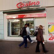 Casino: rebond du cours avant les résultats semestriels