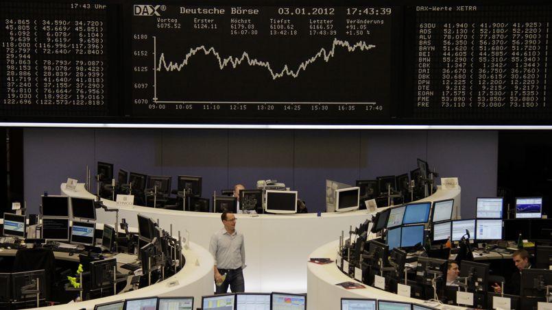 Rafale d'introductions en Bourse à Francfort