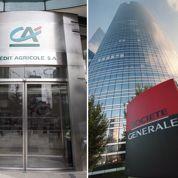 Les banques françaises pénalisées par le déficit italien, mais les profits résistent