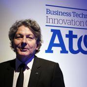 L'effondrement de l'action Atos illustre la fébrilité des marchés