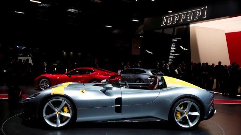 Ferrari double son bénéfice au troisième trimestre et confirme ses prévisions