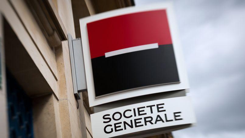 Société Générale fait mieux que prévu, mais les valeurs financières restent malmenées