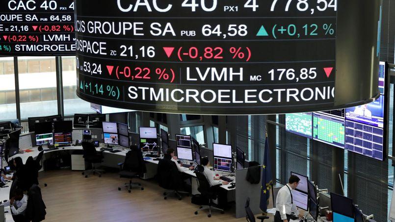 La Bourse de Paris emportée à son tour par la débâcle de Wall Street
