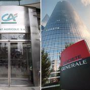 Le sauvetage d'une banque italienne par la BCE fait chuter le secteur en Bourse