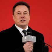 Elon Musk, le patron de Tesla, se fait de nouveau épingler par la SEC