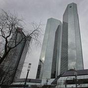 La perspective d'une fusion Commerzbank et Deutsche Bank profite aux valeurs bancaires