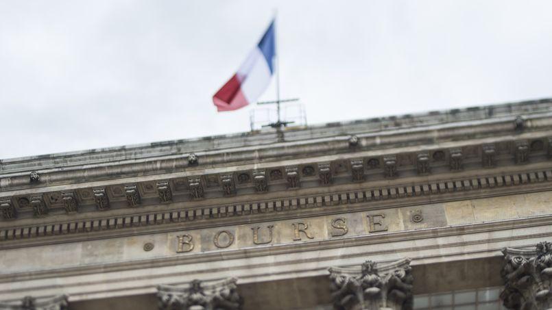 Léger vent d'optimisme à la Bourse de Paris