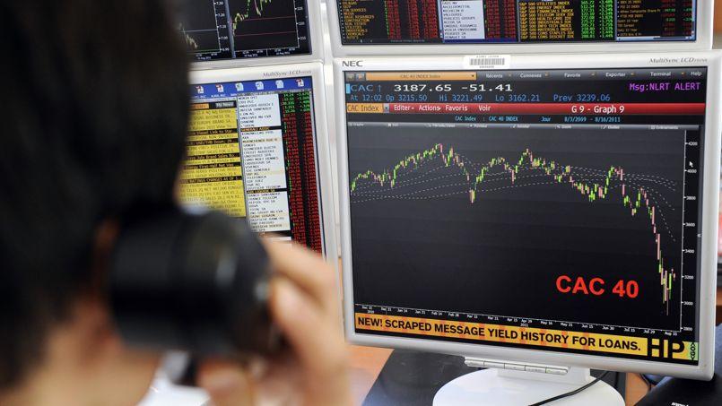 La Bourse de Paris finit en nette baisse sur fond d'inquiétude sur la croissance