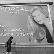 L'Oréal accélère encore au premier trimestre, grâce à la Chine