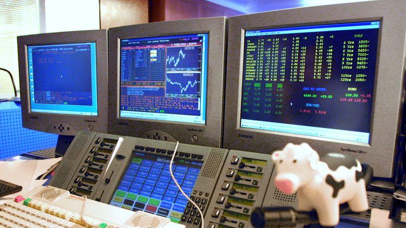 La Bourse de Paris termine en baisse une semaine erratique