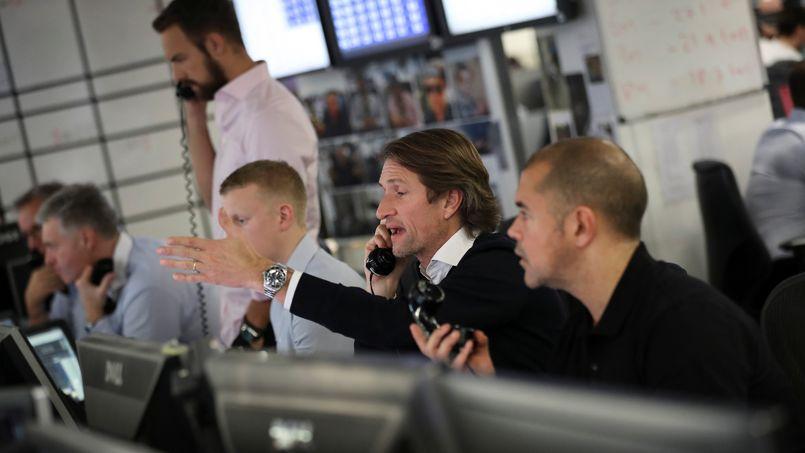 Sur la réserve, la Bourse de Paris est incapable d'avancer