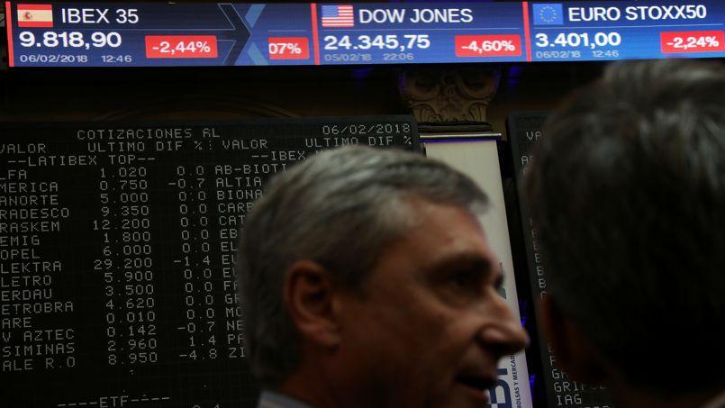 La Bourse de Paris indécise