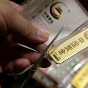 L'or passe le seuil des 1500 dollars l'once
