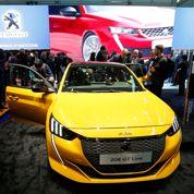Coup de fièvre sur le titre Peugeot après des rumeurs de vente de la part de Dongfeng