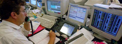 La Bourse de Paris lestée par des avertissements sur résultats