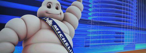 Michelin résiste admirablement au ralentissement du marché mondial du pneu