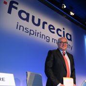 Faurecia se montre ambitieux pour le moyen terme