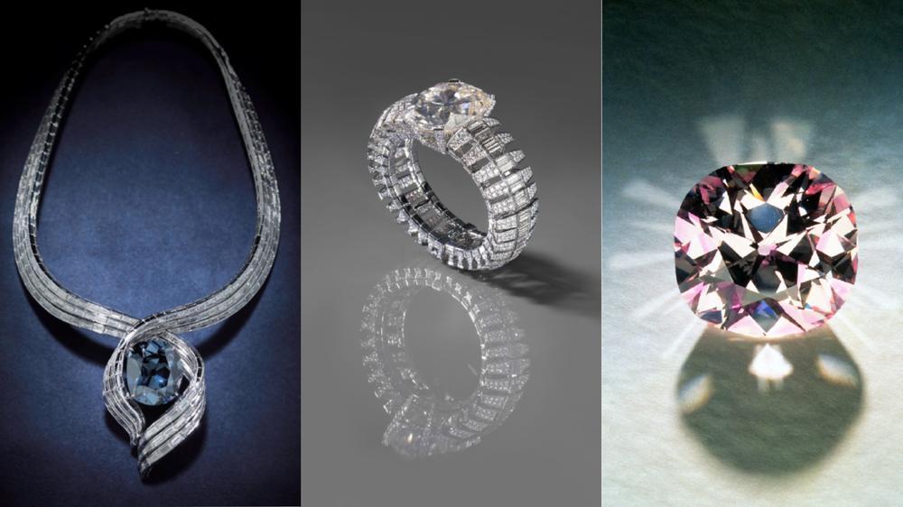 Le diamant Hope,l'Étoile du Sud et l'Agra