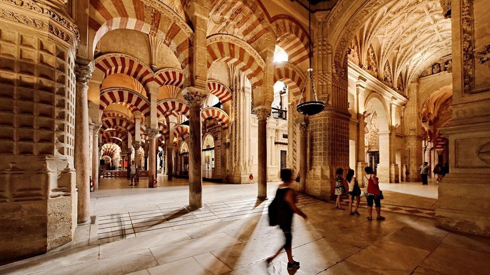 Mezquita-catedral de Cordoue