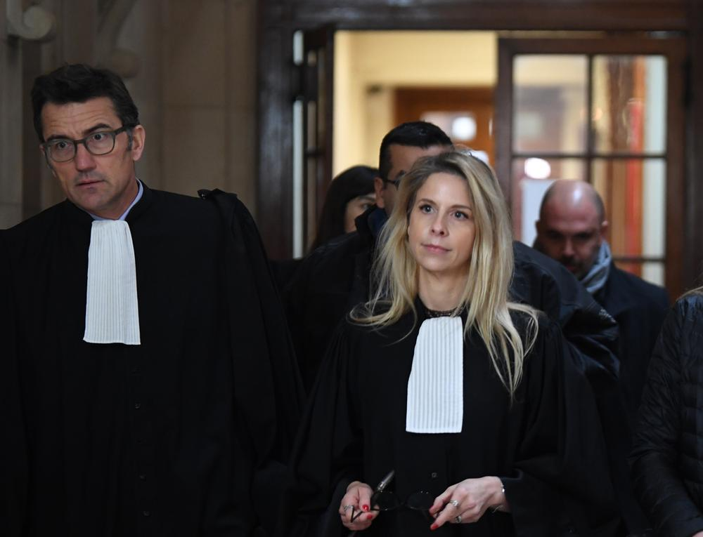 viol 36 quai des Orfèvres police BRI procès touriste canadienne Paris