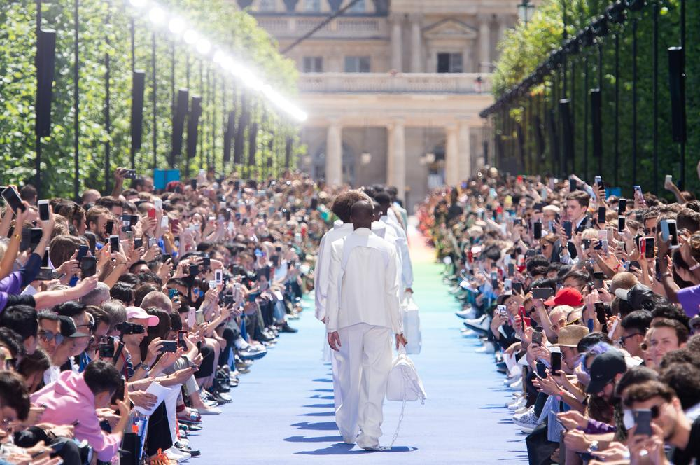 Fashion Week Homme Printemps-Eté 2019