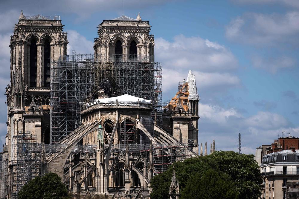 Incendie de Notre-Dame de Paris : le désastre