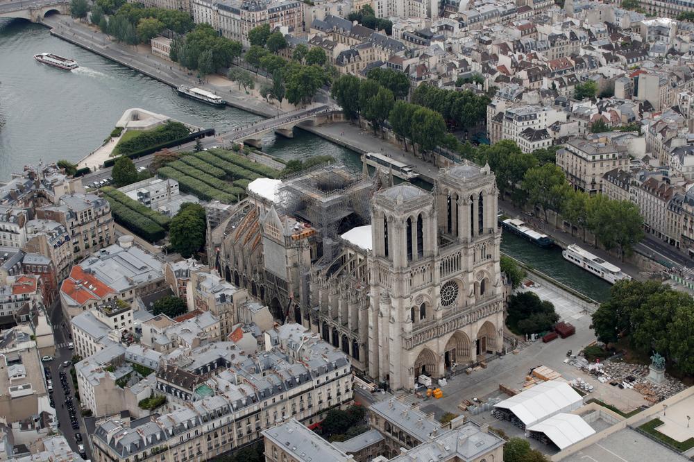 Notre-Dame: le projet de loi en passe d'être définitivement adopté