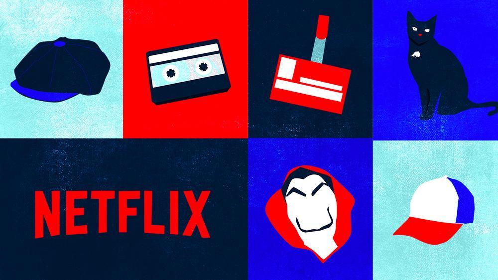 Les séries Netflix