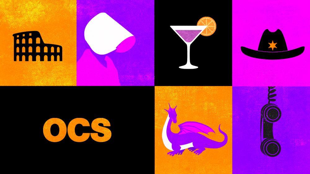 Les séries OCS