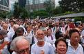 Hongkong: une «marche des cheveux gris» soutient les jeunes manifestants