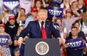 États-Unis : Trump de retour en campagne après la tempête des tweets «racistes»