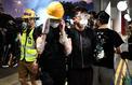 Hongkong : la police tire du gaz lacrymogène pour disperser des manifestants