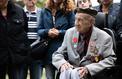 Un ancien combattant péruvien de 1944 de retour en Normandie
