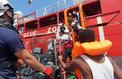 L'Italie autorise 82 migrants de l'Ocean Viking à débarquer à Lampedusa