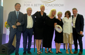 Evian Champ. : l'association de trois anciennes joueuses primée