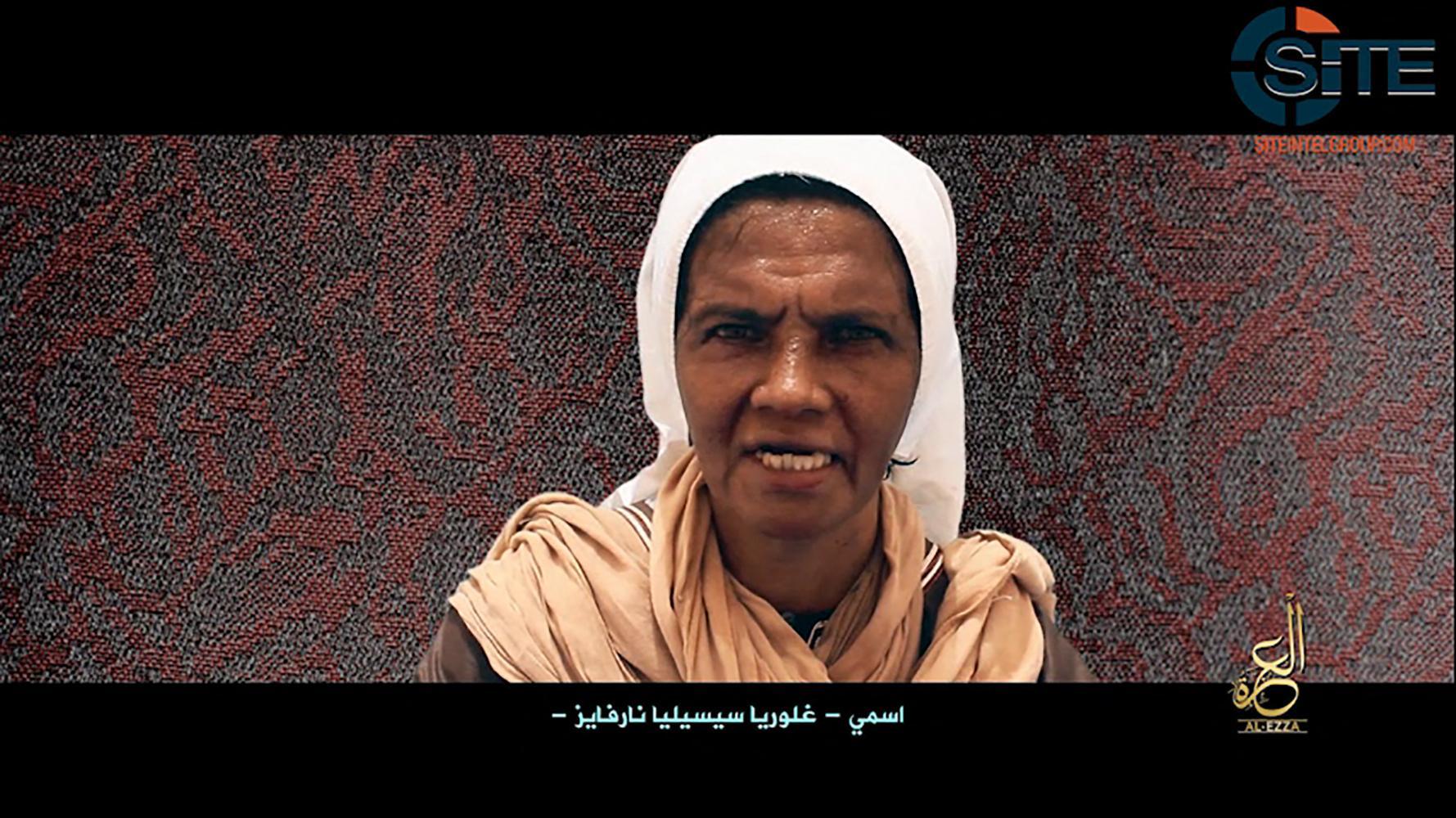 Au Mali, libération de la religieuse colombienne Gloria Cecilia Narvaez enlevée en 2017 thumbnail
