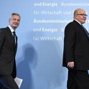 Industrie : France et Allemagne veulent des «champions européens»