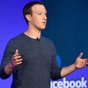 Mark Zuckerberg promet un recentrage de Facebook sur les «communications privées»