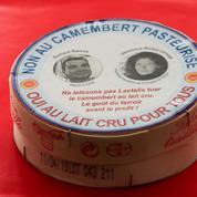 Opération «camembert au lait cru» à l'Assemblée nationale