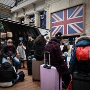 L'Eurostar fortement perturbé en raison de la grève des douaniers