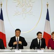 Commerce, investissements : Merkel demande plus de «réciprocité» à la Chine