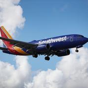 Southwest baisse sa prévision de chiffre d'affaires pour cause de 737 MAX