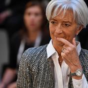 Pour Christine Lagarde, la zone euro «n'est pas assez résiliente» face à une prochaine crise