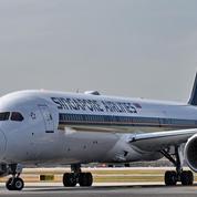 Singapore Airlines immobilise deux Boeing 787-10