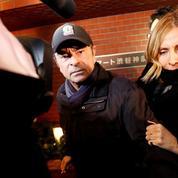 Le parquet de Tokyo veut que la femme de Carlos Ghosn soit entendue
