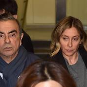 L'épouse de Carlos Ghosn entendue ce jeudi à Tokyo